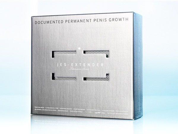 Устройство для увеличения пениса Jes-Extender Titanium - фото 4