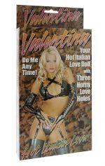 Надувная секс-кукла Валентина