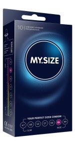 Презервативы MY.SIZE размер 64 - 10 шт.