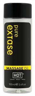 Массажное масло для тела Extase Pure - 100 мл.