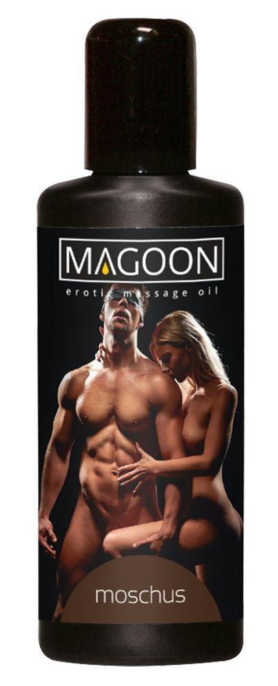 Массажное масло Magoon Muskus - 50 мл.
