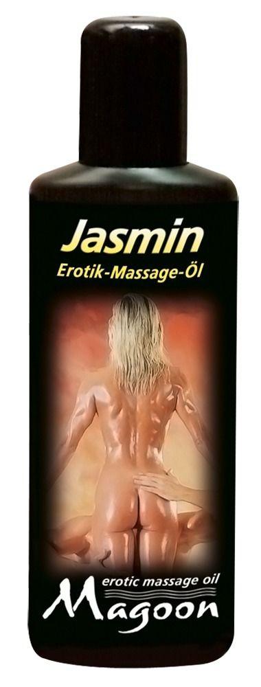 Массажное масло Magoon Jasmin - 100 мл.