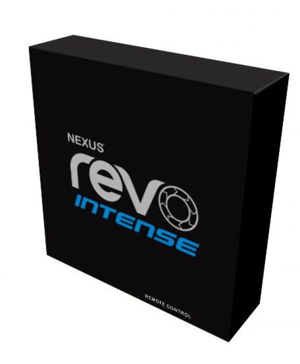 Массажер простаты с вращающейся головкой NEXUS REVO INTENSE - 14,5 см. - фото 3