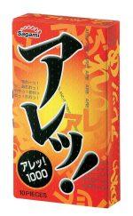 Презервативы с точками Sagami SUPER DOTS One Stage - 10 шт.