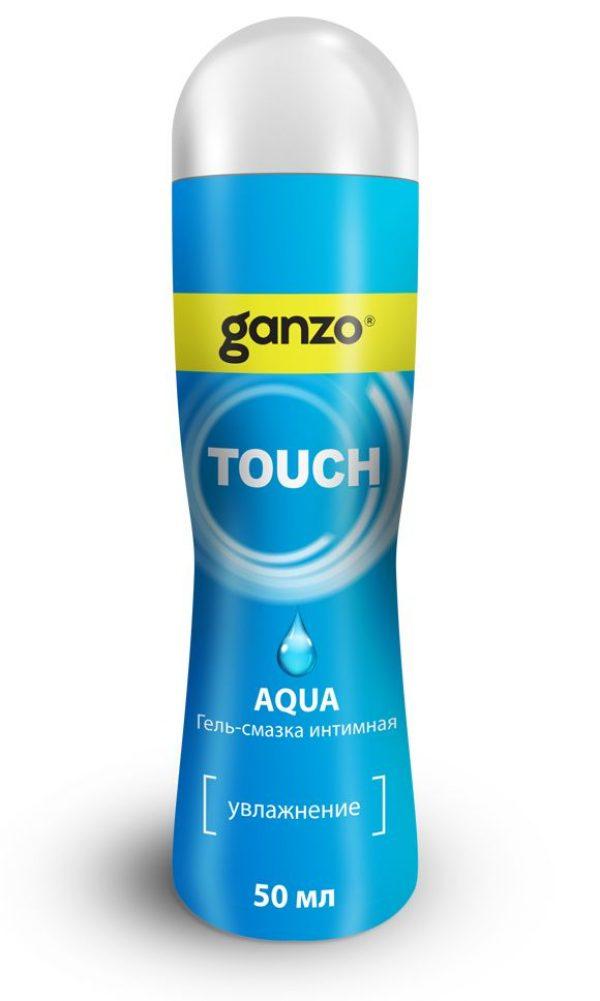 Нейтральный лубрикант на водной основе Ganzo Aqua - 50 мл.