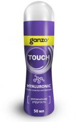 Смазка на водной основе с гиалуроновой кислотой Ganzo Hyaluronic - 50 мл.