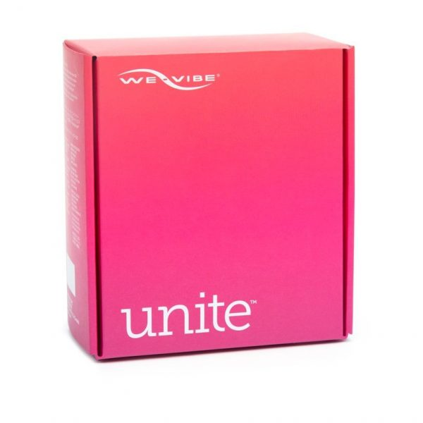 Фиолетовый вибратор для пар We-Vibe Unite Purple - фото 8