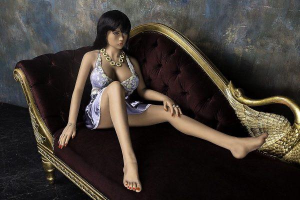 Мега реалистичная секс-кукла Perla - фото 3