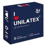Ультрапрочные презервативы Unilatex Extra Strong - 3 шт.