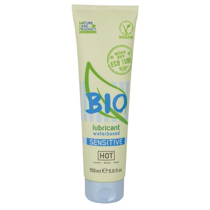 Органический лубрикант для чувствительной кожи Bio Sensitive - 150 мл.