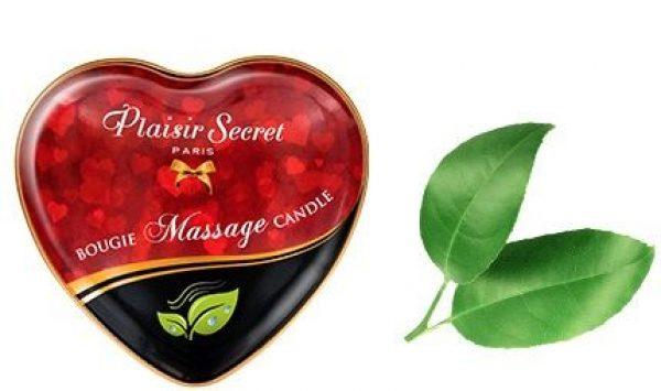 Массажная свеча с нейтральным ароматом Bougie Massage Candle - 35 мл. - фото, отзывы