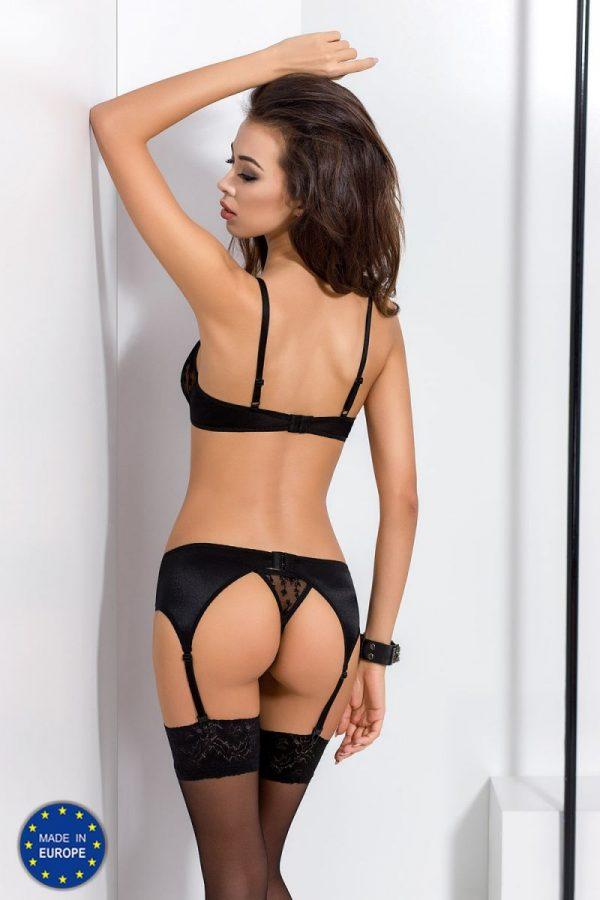Сексуальный комплект Haya с узором в виде цветов и веточек - фото, отзывы