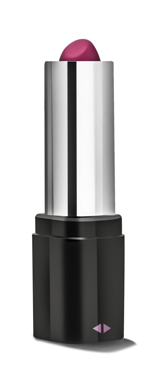 Вибратор в форме помады Rose Lipstick Vibe - фото 3