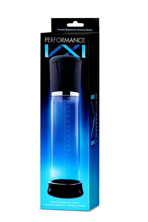 Автоматическая вакуумная помпа с уплотнителем Performance VX1 Male Enhancement Pump System - фото, отзывы